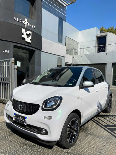 Smart Forfour 2016 1.0 Play
