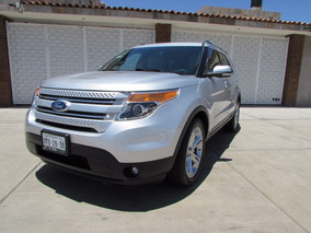 Ford Explorer 2015 5p Limited V6 3.5 Aut