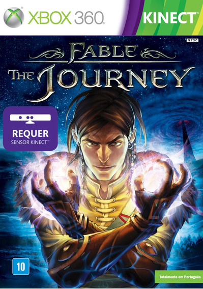 Fable: The Journey Kinect Xbox 360 Original Ntsc