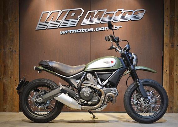 Ducati Scrambler Urban Enduro 800cc