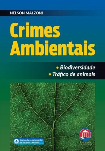 Imagem 1 de 1 de Crimes Ambientais