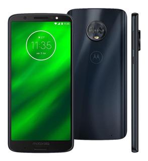 Smartphone Motorola Moto G6 Plus 64gb Xt1926 + 2 Brindes