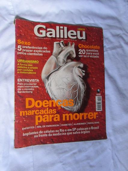 Doenças Marcadas Para Morrer - Galileu N° 134