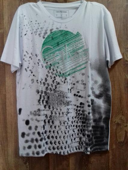 Camisa Calvin Klein De 150 Por 84,99