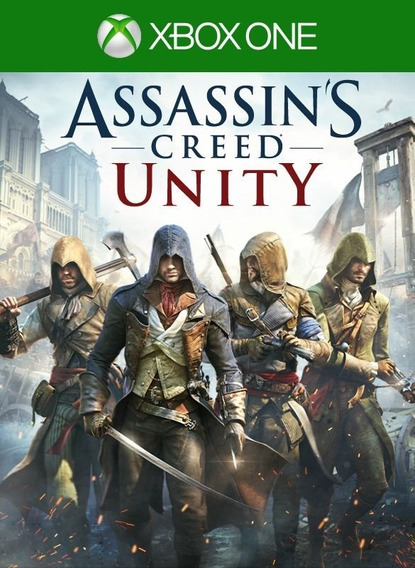 Assassins Creed Unity Xbox One - 25 Dígitos (envio Flash)