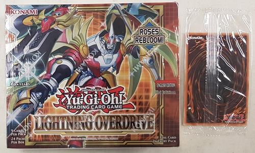 Yugioh! Yu-gi-oh! Lightning Overdrive Caja De Boosters