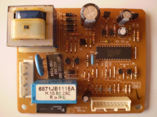 Tarjeta Electronica Control Nevera LG Codigo: 6871jb1103