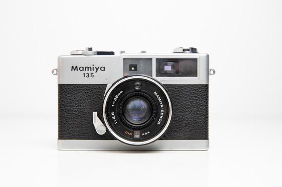 Câmera Fotográfica Mamiya 135