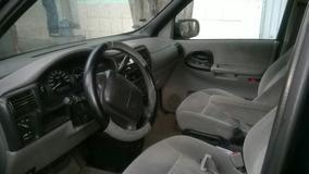 Chevrolet Venture 5p Minivan Base Corta Aut 2000