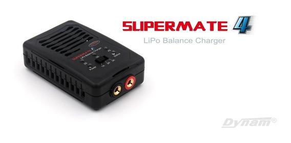 Dynam Supermate 4 Cargador Baterias Lipo 7,4v A 14,8v 2 A 4s