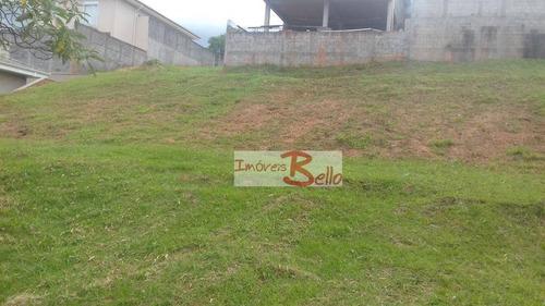 Imagem 1 de 3 de Terreno À Venda, 336 M² Por R$ 180.000,00 - Condomínio Itatiba Country Club - Itatiba/sp - Te0640