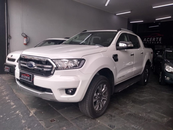 Ford Ranger 3.2 Limited Cab. Dupla 4x4 Aut. 4p 2020