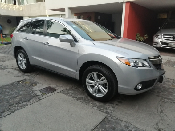Acura Rdx 3.5 Mt 2015 Impecable