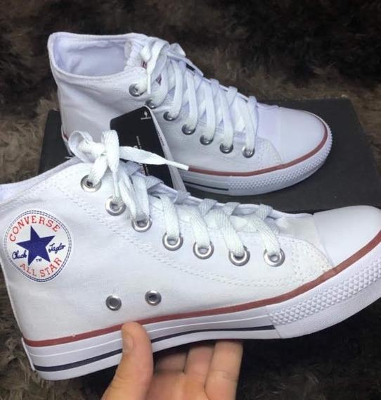 Tênis Converse All Star Chuck Taylor Cano Alto Br (botinha)