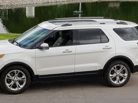 Ford Explorer 3.5 Limited Fwd Piel