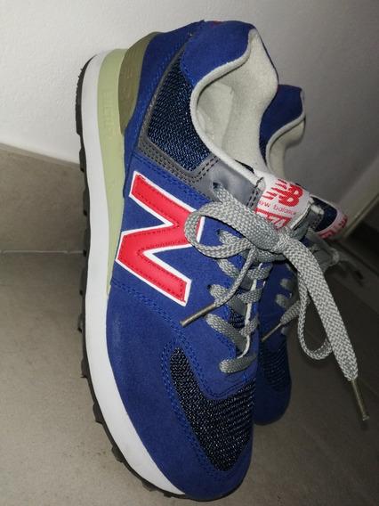 Zapatillas New Balance Ml574dbr Clásicas / Urbanas. Sin Uso