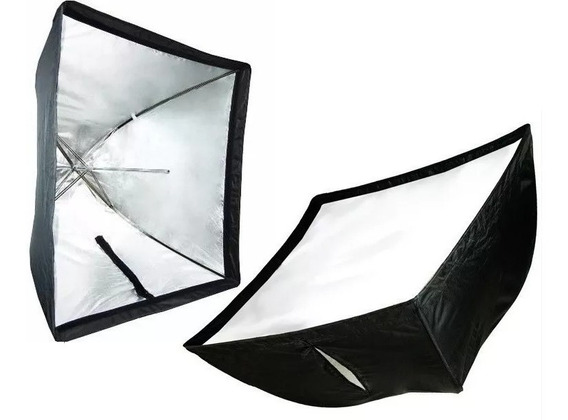 Softbox Universal Greika Guarda-chuva 60x60