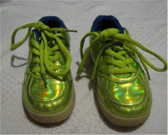 Zapatos H2 Con Luces