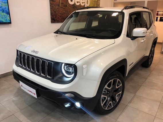 Jeep Renegade Longitude 2020