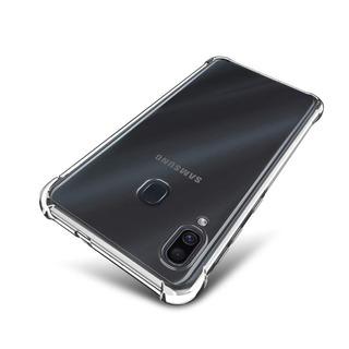 Funda Airbag Transparente Semi Rigida P/ Samsung A20 A30 A50