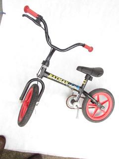 Rara Mini Bicicleta Bandeirante ( Batman, Aro 10 )