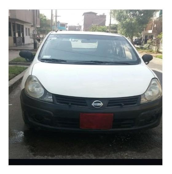 Se Vende Nissan Ad Station Blanco 2008 Us$ 4.900 Particular