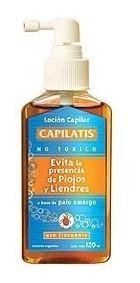 Capilatis Evita Piojos - Locion Con Palo Amargo - Preventivo