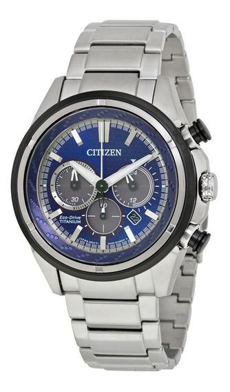 Relógio Masculino Citizen Ca4240-82l Titânio
