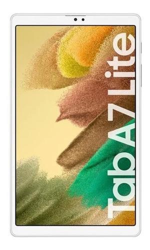 """Imagen 1 de 4 de Tablet  Samsung Galaxy Tab A7 Lite SM-T220 8.7"""" 32GB plateada con 3GB de memoria RAM"""