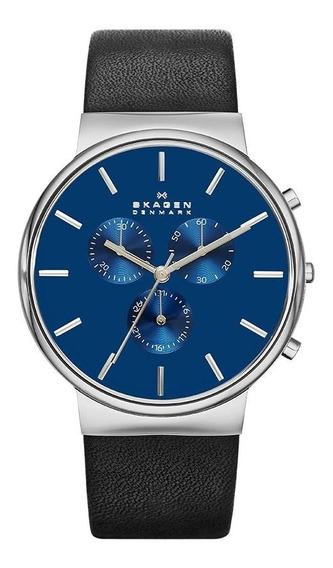 Relógio Skagen Masculino Ref: Skw6105/3an Slim