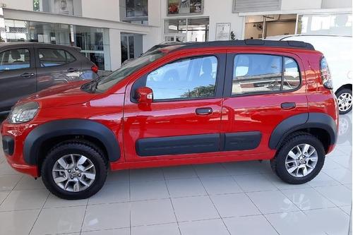 Fiat Mobi Uno Way Cuotas Fijas Entrega Inmediata T