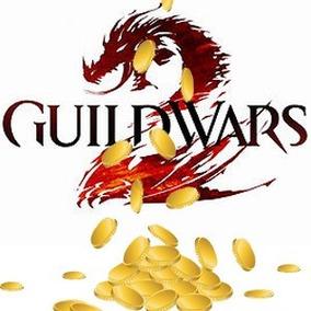 Guild Wars 2 - 500 Gold - Todos Os Servidores