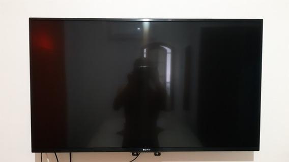 Smart Tv 4k Sony 43x705f
