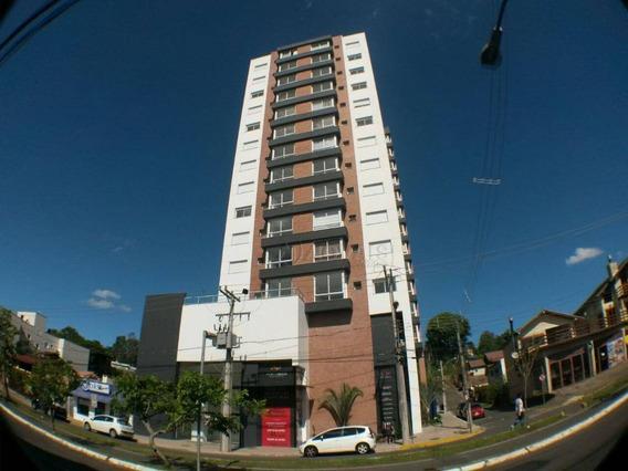 Apartamento Com 2 Dormitórios À Venda, 88 M² Por R$ 412.000,00 - Centro - Campo Bom/rs - Ap1542