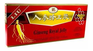 Ginseng Ampollas Bebibles Royal Jelly