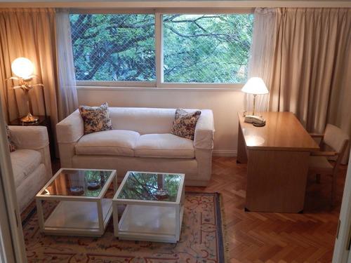 Alquiler 5 Ambientes Amoblado En Belgrano