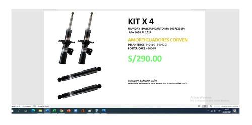 Amortiguadores Hyundai  Y Kia