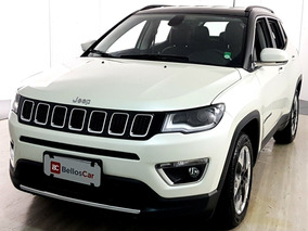 Jeep Compass 2.0 16v Flex Limited Automático 2018/2018