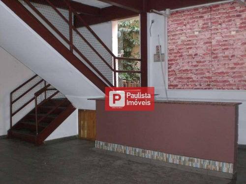 Loja Para Alugar, 180 M²  - Paraíso - São Paulo/sp - Lo0328