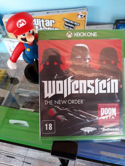 Wolfenstein - The New Order - Para Xbox One (xone)