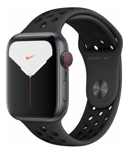 Apple Watch Nike Series 5 Space Gray 44mm Gps+tel,nf,s/juros