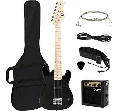 Guitarra Electrica Infantil De 30 Pulgadas Con Amplificador