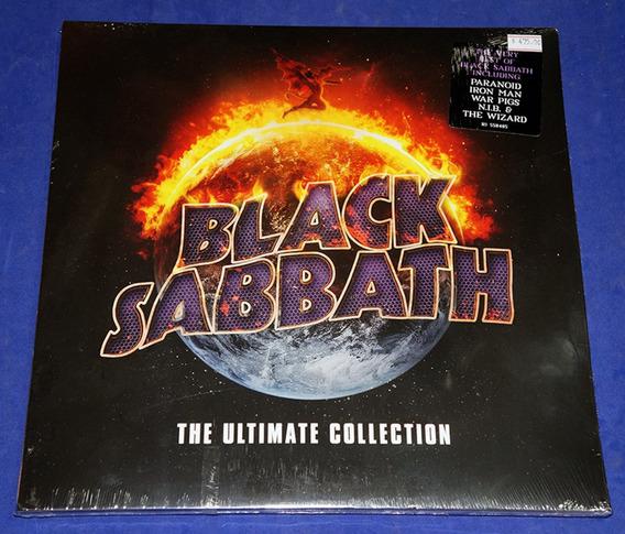 Black Sabbath - The Ultimate Collection - 4 Lp