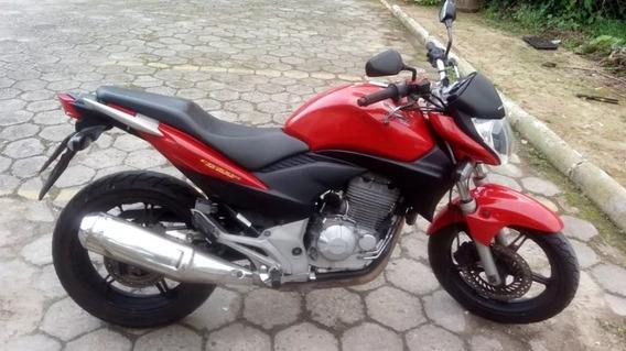 Vende- Se Moto Cb 300r Pneus Novos Motor Todo Original....