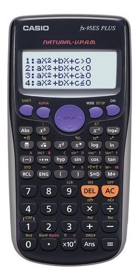 Calculadora Cientifica Casio Fx-95esplus 274 Func. Tienda