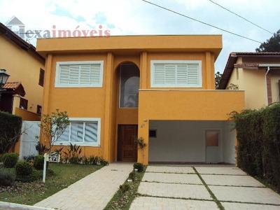 Casa Residencial Para Locação, Aldeia Da Serra, Morada Dos Pássaros, Barueri. - Ca0179