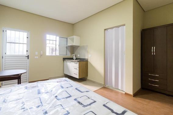 Apartamento Para Aluguel - Mooca, 1 Quarto, 30 - 892946267