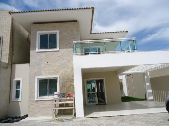 Casa Residencial À Venda, Sapiranga, Fortaleza. - Ca0872