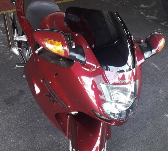Honda Cbr 1100 Troco