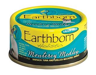 Earthborn Holistic Monterey Medley Skipjack Atun Y Caballa A